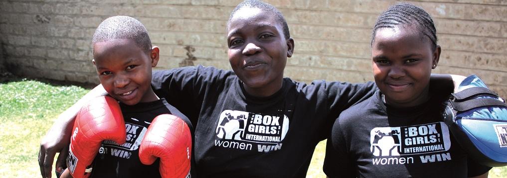 Boxgirls Kenya