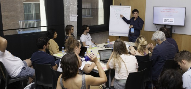 Camp Group supports digital inclusion at the EU Social Innovation Competition (EUSIC) in Madrid