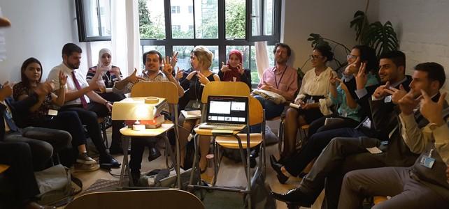 International Parliament Scholarship – Workshop