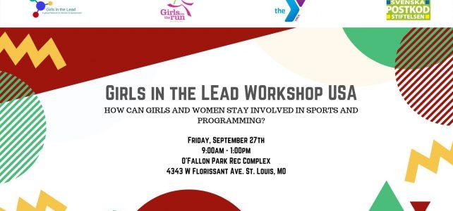 Start der Girls in the Lead Workshopreihe – Workshop 1 – USA